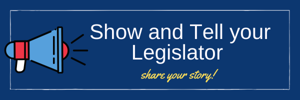 Show and Tell Your Legislator